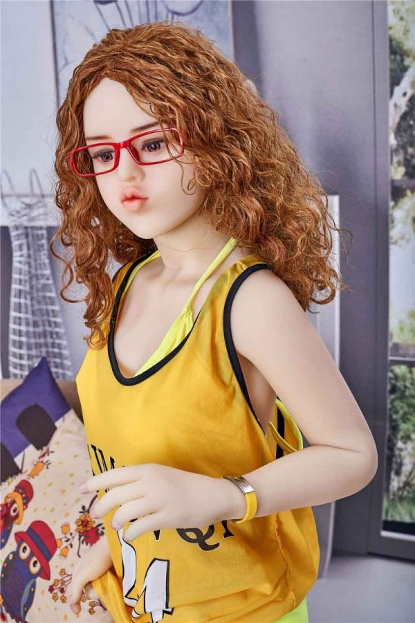 145cm 4ft9 Cheap Sporty Real Sex Doll for Male Diana