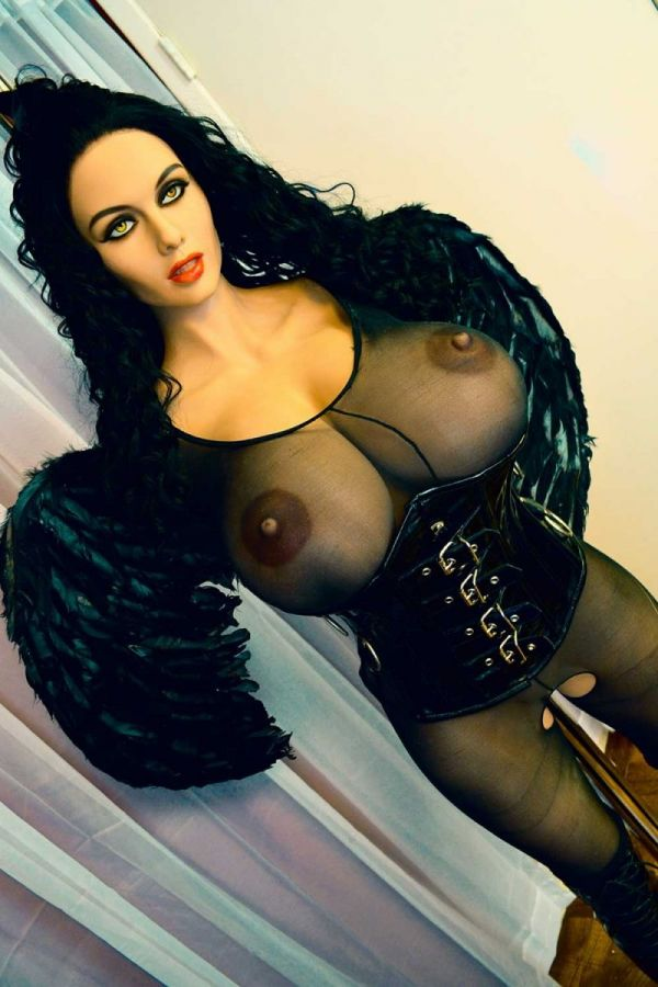 170cm 5ft7 Ultra Realistic Large Boobs Mature Sex Doll -Brenda