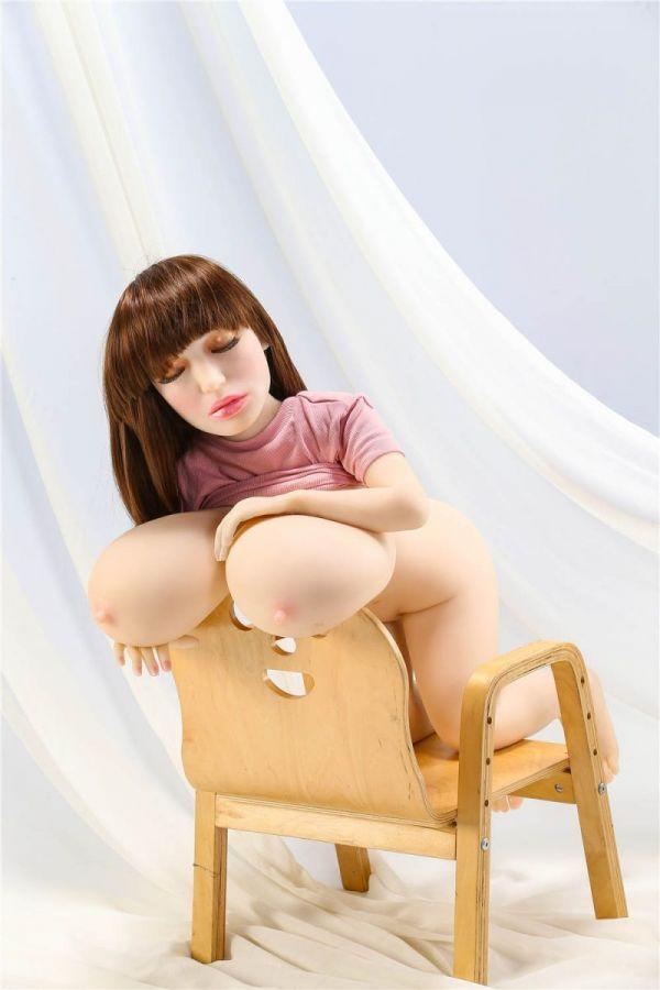 100cm 3ft3 Huge Breasts TPE Sex Doll Summer