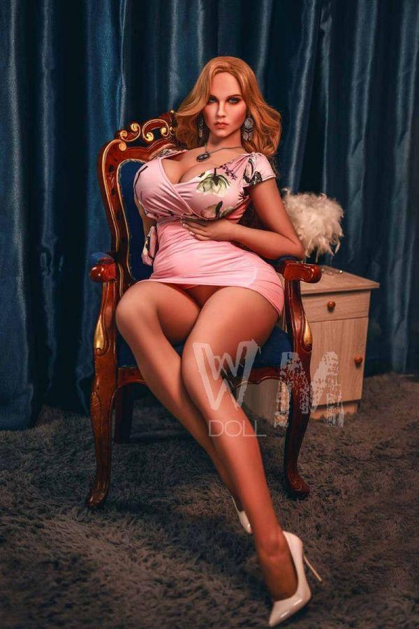 173cm 5ft8 Hcup TPE Sex Doll Jamya Amodoll