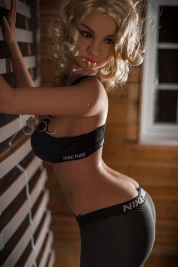 160cm 5ft3 Dcup TPE Sex Doll Lauren Amodoll
