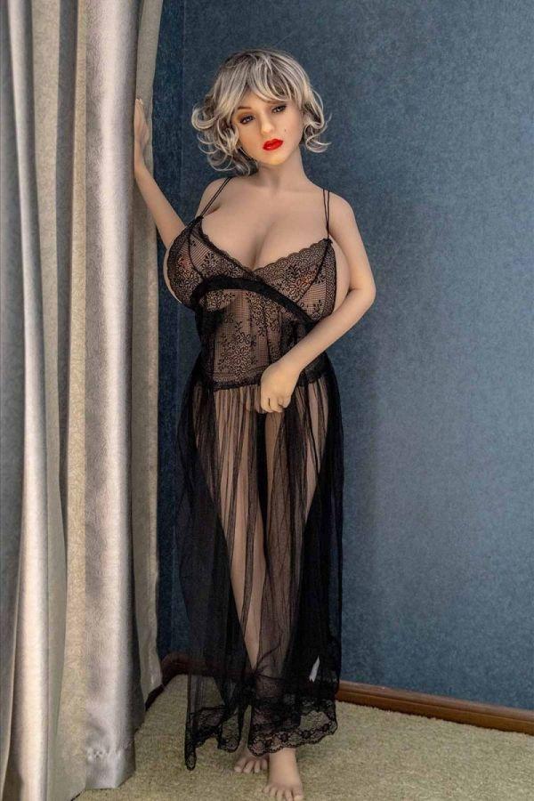 150cm 4ft11 Qcup TPE Sex Doll Debesora Amodoll