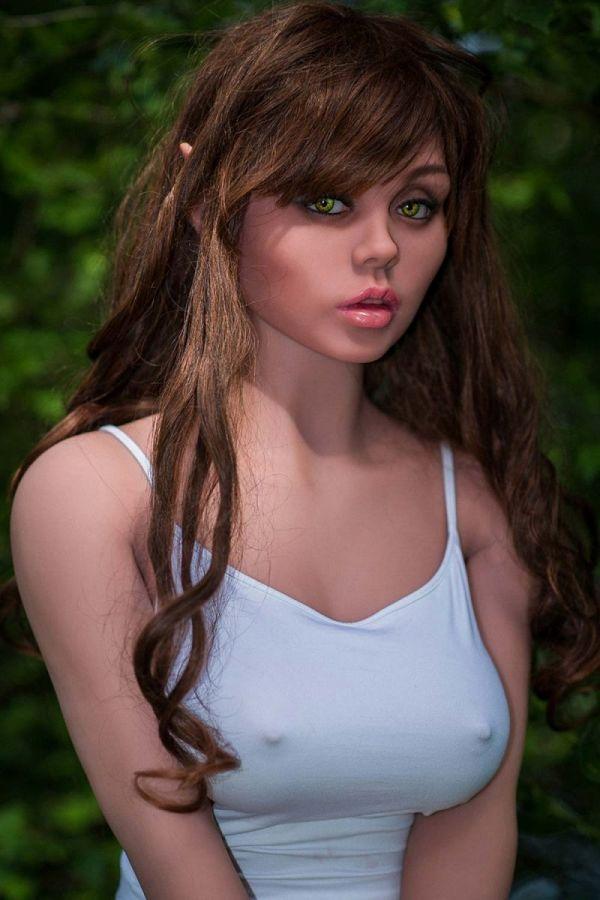 160cm 5ft3 Dcup TPE Sex Doll Sophie Amodoll