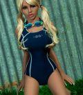 155cm 5ft1 Lcup TPE Sex Doll Aisha Amodoll