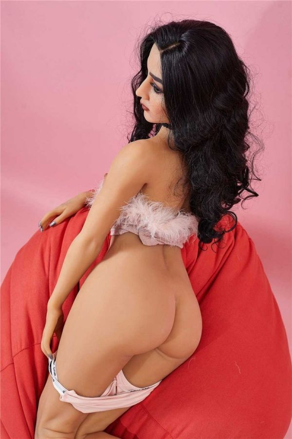 150cm 4ft11 Tanned Mature Lady Sex Doll For Man Garnet