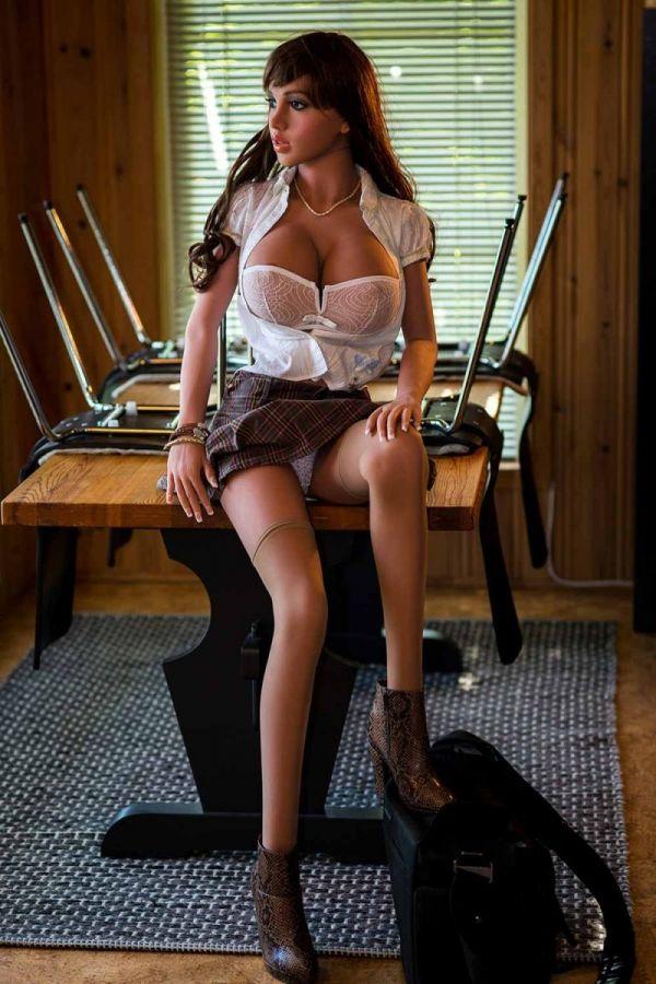 155cm 5ft1 Lcup TPE Sex Doll Amina Amodoll
