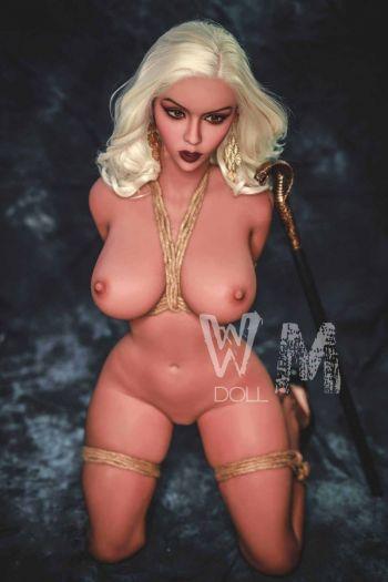 156cm 5ft1 Hcup TPE Sex Doll Michelle Amodoll