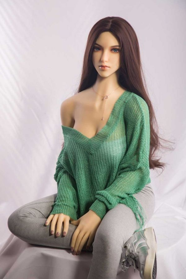 158cm 5ft2 Big Boobs Sexy Love Doll for Man Full Body Hannah
