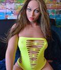 156cm 5ft1 Bcup TPE Sex Doll Ava Amodoll