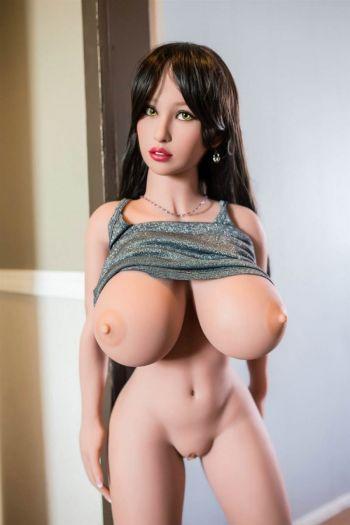 140cm 4ft7 Ncup TPE Sex Doll Corrine Amodoll