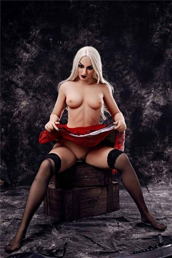168cm 5ft6 Fcup TPE Sex Doll Annax Amodoll