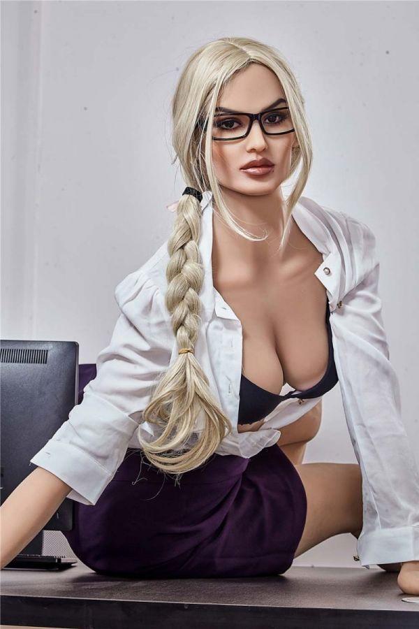 168cm 5ft6 Fcup TPE Sex Doll Zeika Amodoll