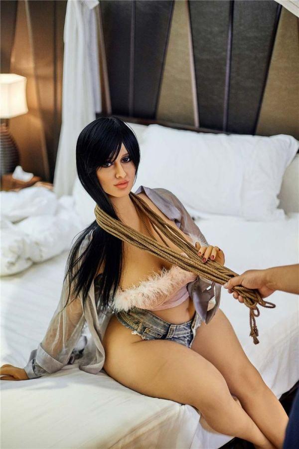 156cm 5ft1 Hcup TPE Sex Doll Letitia Amodoll