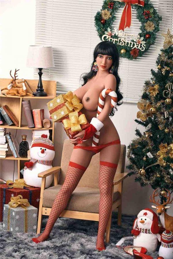 163cm 5ft4 Icup TPE Sex Doll Mikasaii Amodoll