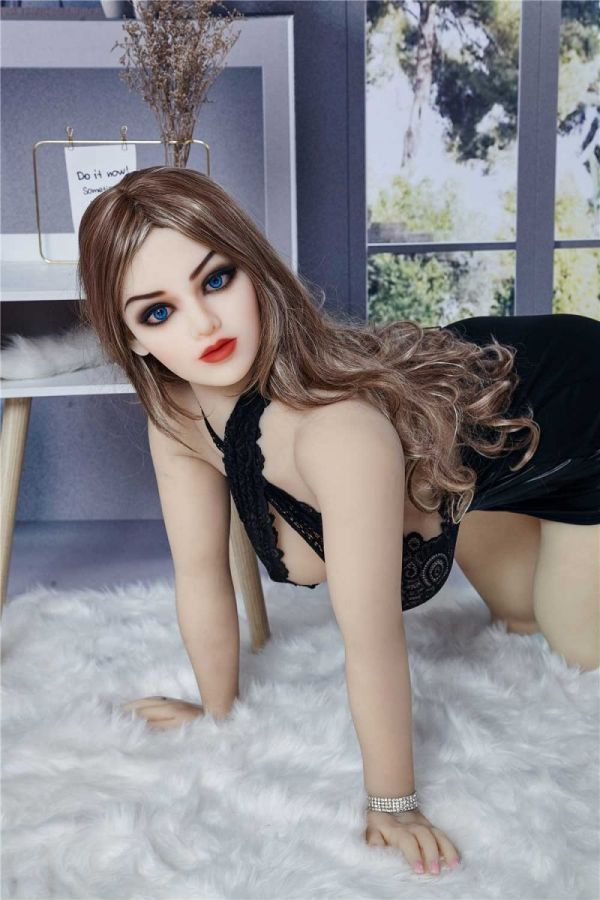 158cm 5ft2 Lcup TPE Sex Doll Olga Amodoll