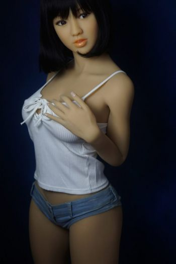 150cm 4ft11Medium Breasts Lifelike Sex Doll  Amanda