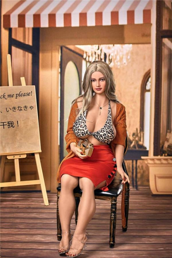 158cm 5ft2 Lcup TPE Sex Doll Sibyl Amodoll