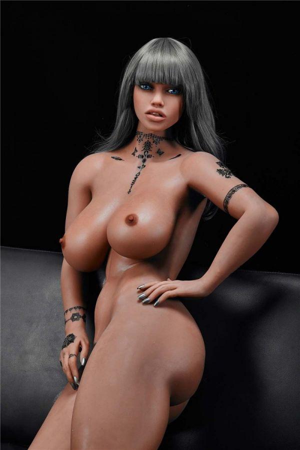 158cm 5ft2 Lcup TPE Sex Doll Sigrid Amodoll
