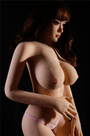 158cm 5ft2 Large Boobs Korean Girl Sex Doll for Man Ada