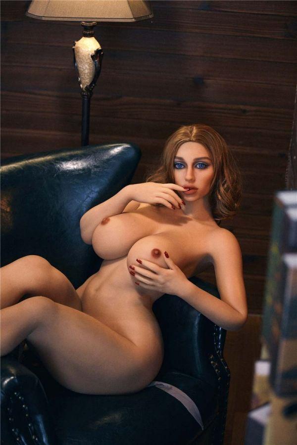 158cm 5ft2 Lcup TPE Sex Doll Winni Amodoll