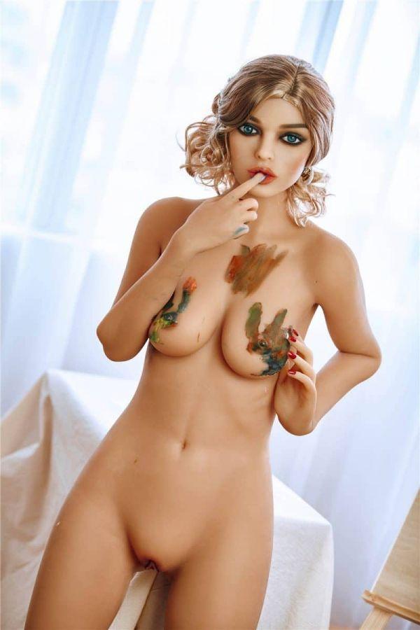 163cm 5ft4 Ecup TPE Sex Doll Aisonia Amodoll