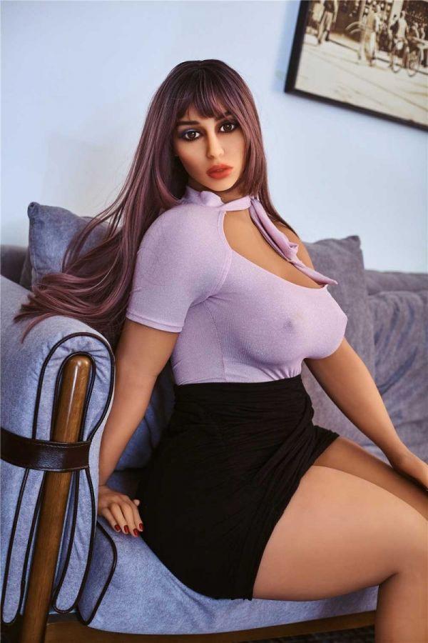 156cm 5ft1 Hcup TPE Sex Doll Hedda Amodoll