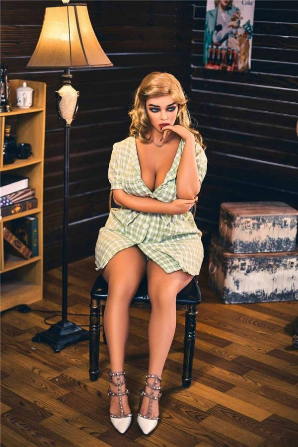 156cm 5ft1 Hcup TPE Sex Doll Heloise Amodoll