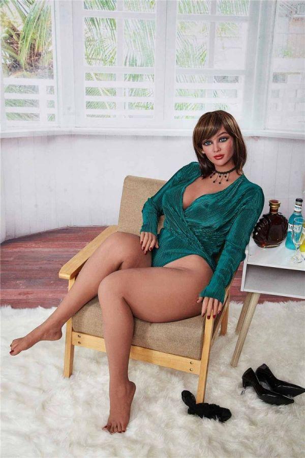 156cm 5ft1 Hcup TPE Sex Doll Hermosa Amodoll