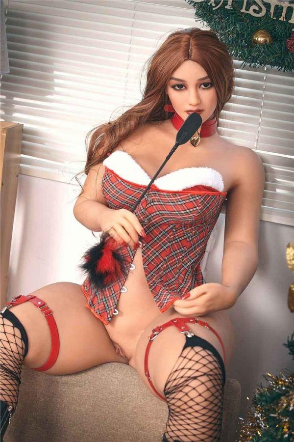 156cm 5ft1 Hcup TPE Sex Doll Mabel Amodoll