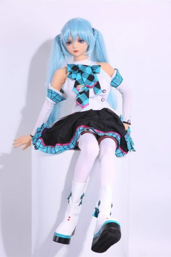 158cm 5ft2 Cute Manga Sex Doll Anime Love Doll Lizzy
