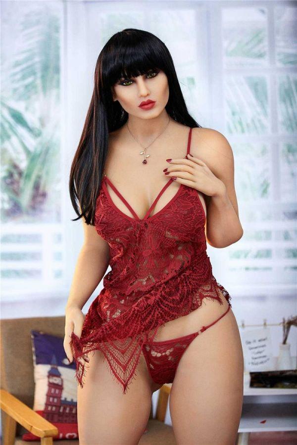 156cm 5ft1 Hcup TPE Sex Doll Yael Amodoll