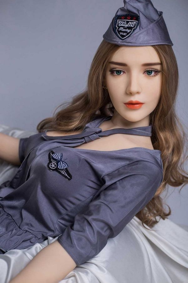 170cm 5ft7 Ecup TPE Sex Doll Ebony Amodoll