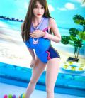 163cm 5ft4 Icup TPE Sex Doll Mikayo Amodoll