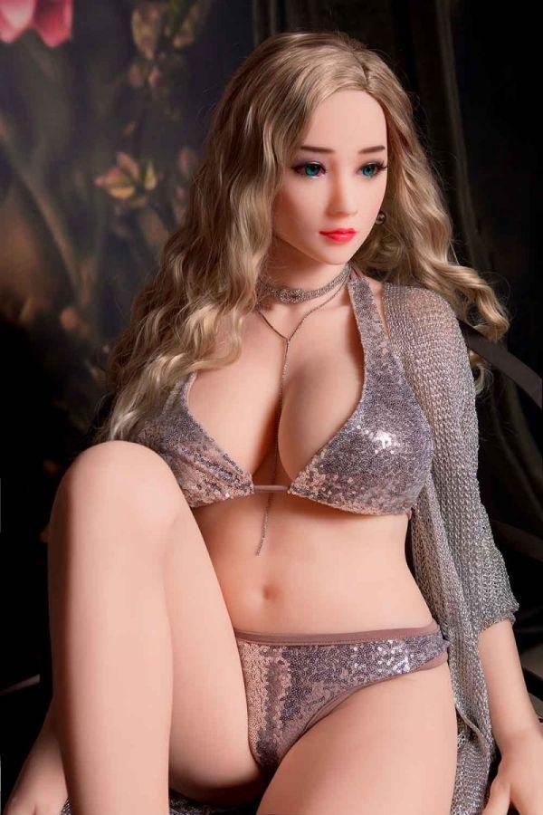 160cm 5ft3 Hcup TPE Sex Doll Hailie Amodoll