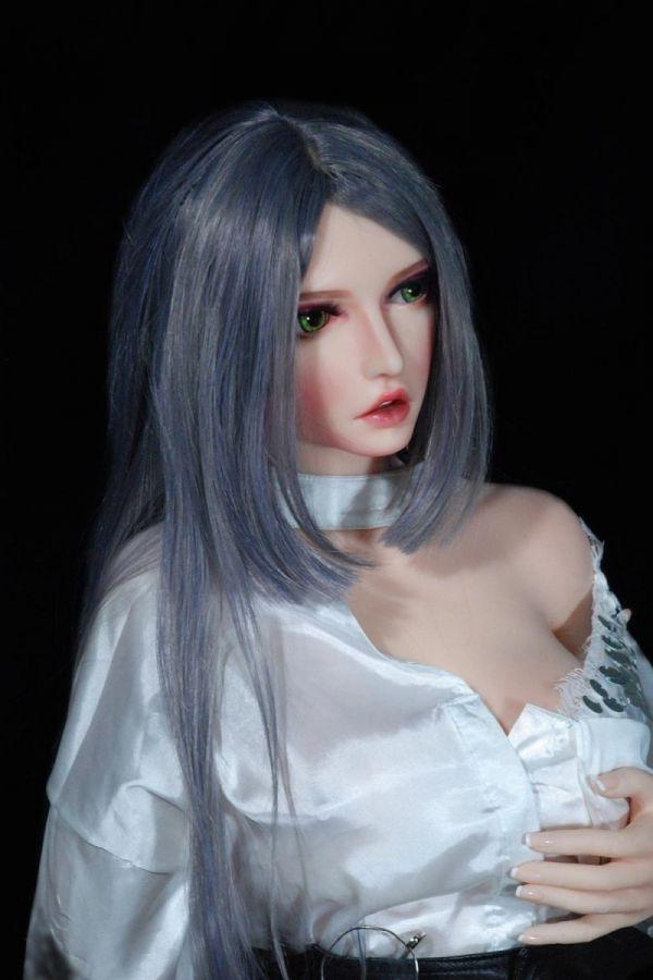 150cm 4ft11 Gcup Silicone Sex Doll Kurosawa Misa Amodoll