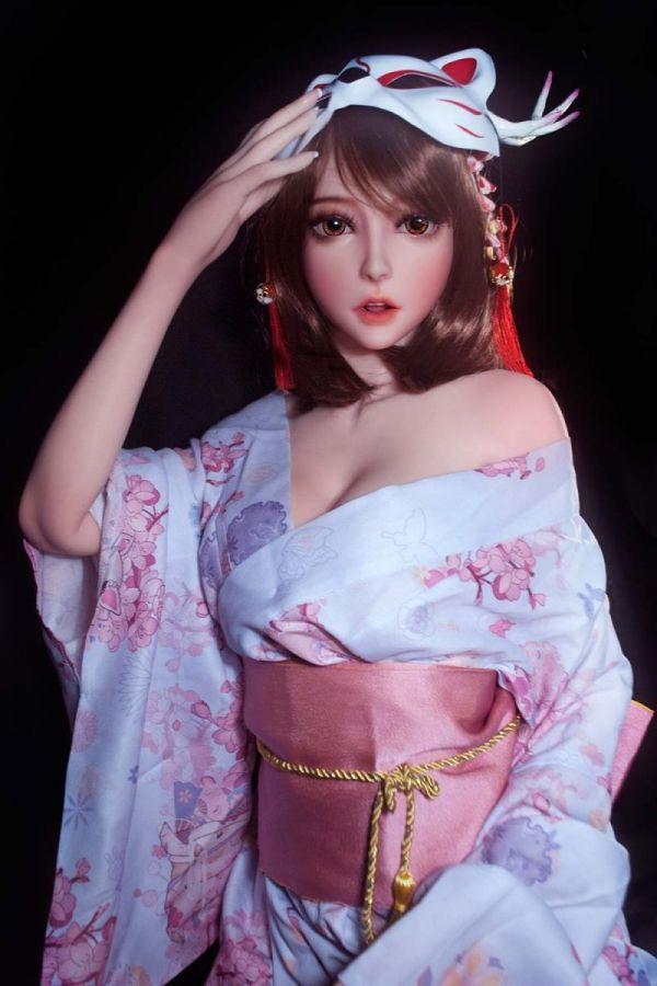 150cm 4ft11 Icup Silicone Sex Doll Akimoto Mitsuki Amodoll