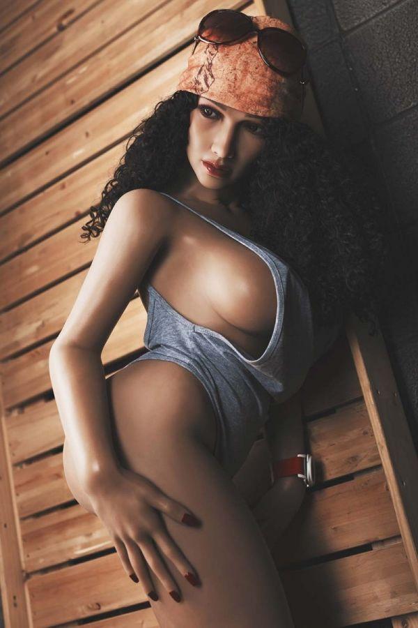 145cm 4ft9 Fcup Silicone Sex Doll Dominique Amodoll