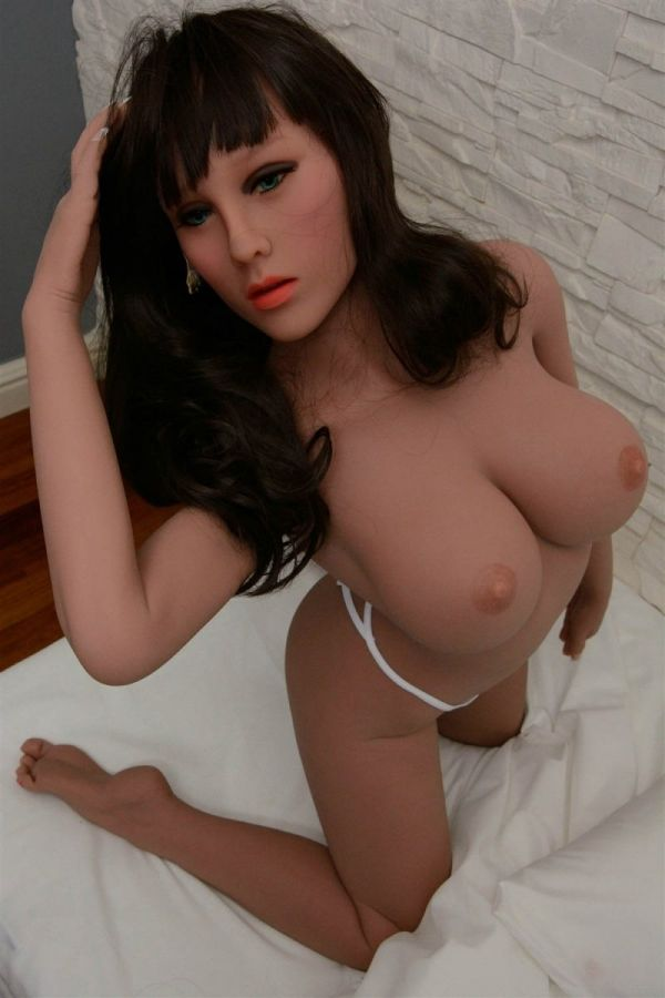 135cm 4ft5 Gcup TPE Sex Doll Chris Amodoll