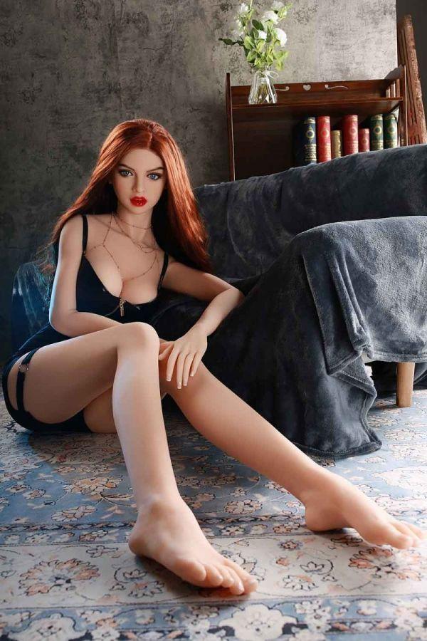 169cm 5ft7 Gcup TPE Sex Doll Joa Amodoll
