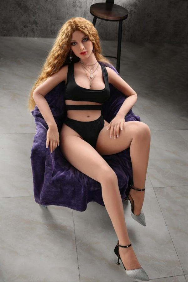168cm 5ft6 Fcup TPE Sex Doll Marguerite Amodoll