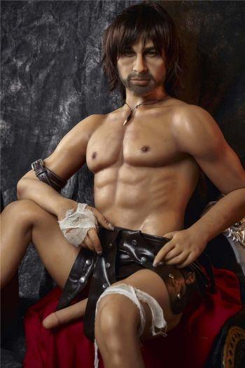 162cm 5ft4 Male TPE Sex Doll Zed Amodoll