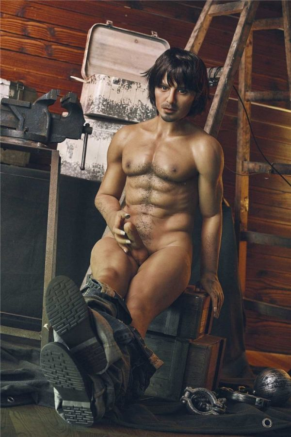 162cm 5ft4 Male TPE Sex Doll Nicholas Amodoll