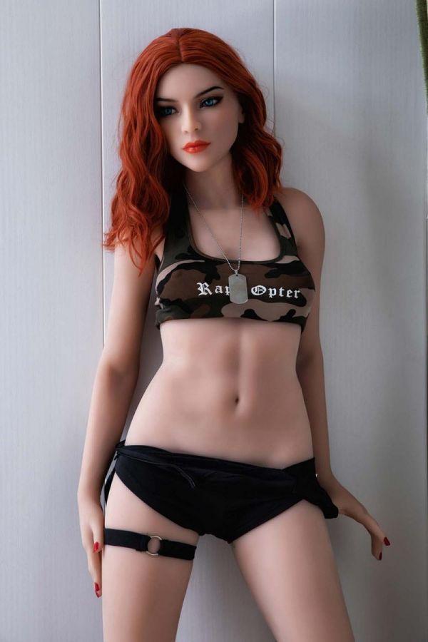 158cm 5ft2 Ccup TPE Sex Doll Ethalyn Amodoll