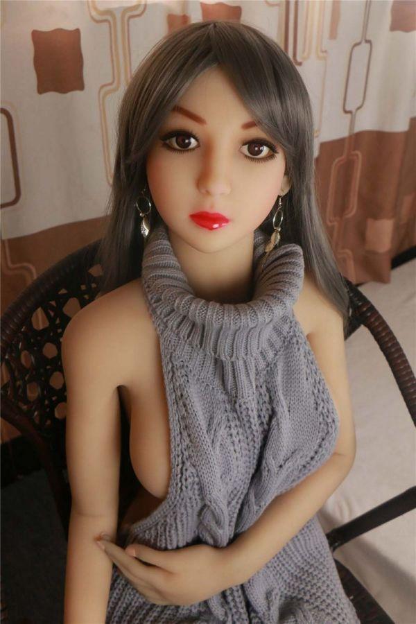 146cm 4ft9 Hot Sale TPE Sex Doll Tenley