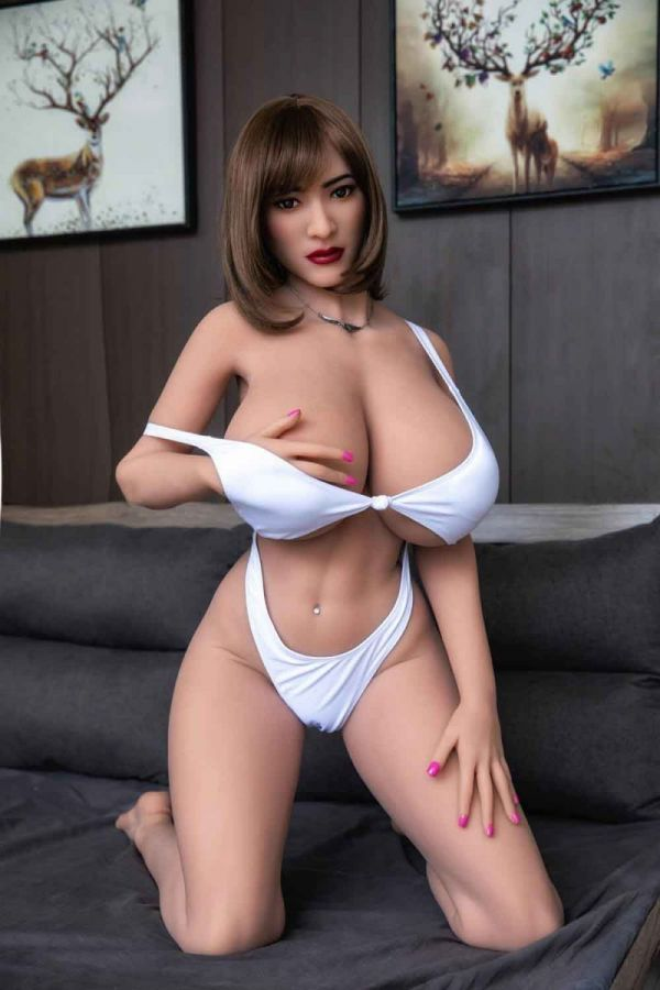 158cm 5ft2 Ncup TPE Sex Doll Gaila Amodoll