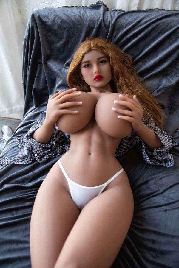 158cm 5ft2 Ncup TPE Sex Doll Felicia Amodoll