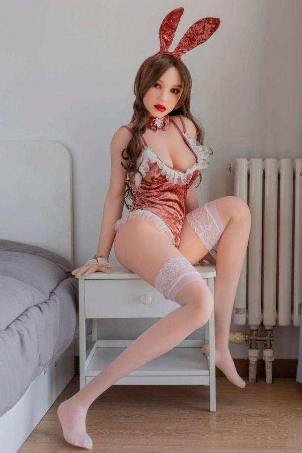 165cm 5ft5 Fcup TPE Sex Doll Demetria Amodoll