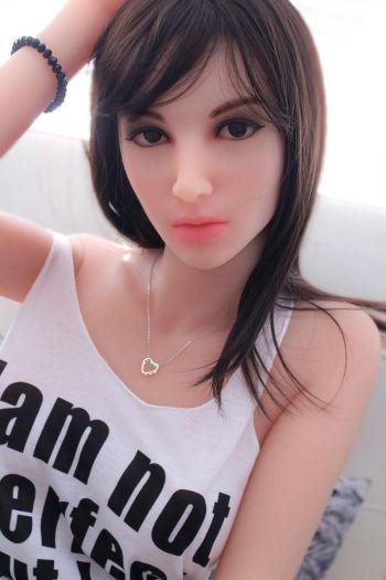 155cm 5ft1 Fcup TPE Sex Doll Nikki Amodoll
