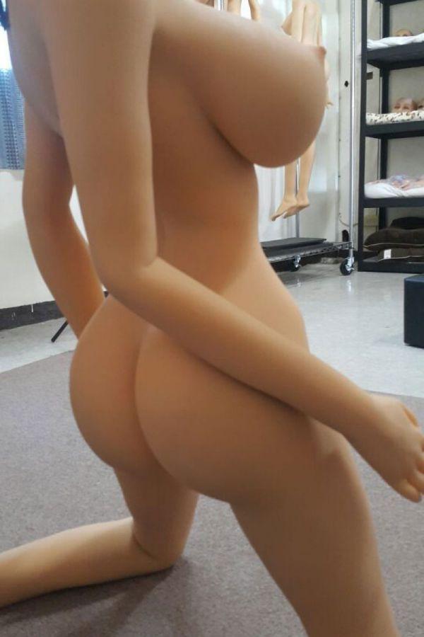 158cm 5ft2 Mcup TPE Sex Doll Rin Amodoll
