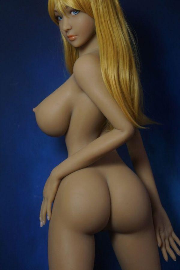 158cm 5ft2 Mcup Tan Skin TPE Sex Doll Rin Amodoll
